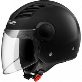 LS2 casco moto jet OF562 Airflow