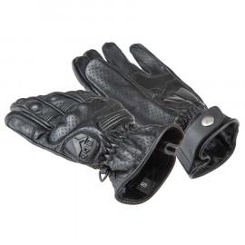 By City guantes moto Retro II negro