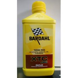 Bardahl Aceite moto sintético 10w50 1l xtc c60