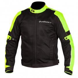 Quartermile chaqueta moto verano Tracer fluor