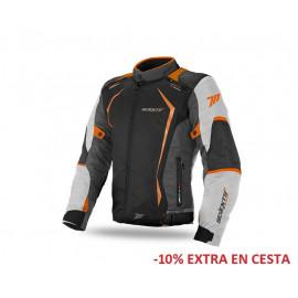 Seventy chaqueta moto SD-JR47 naranja