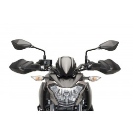 Paramanos negro mate Kawasaki Z900 2021 Puig